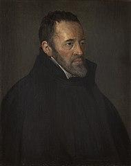 Portrait of Balthasar Corderius