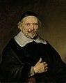 Portret van een man, vermoedelijk Augustijn Wtenbogaert (1577-1655) Rijksmuseum SK-A-582.jpeg