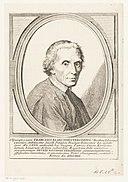 Portret van wetenschapper en geestelijke Francesco Bianchini, RP-P-1920-2371.jpg