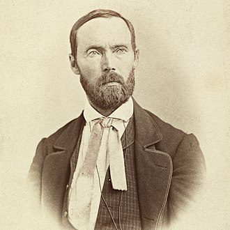 Aasmund Olavsson Vinje - Image: Portrett av forfatter Aasmund Olavsson Vinje