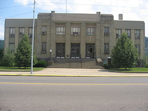 Portsmouth, Ohio - Portsmouth City Hall