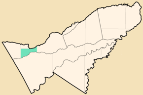 Porvenir Municipio map.png