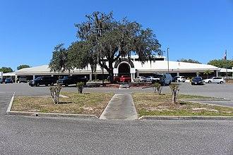 Leesburg, Florida - Image: Post office, Leesburg FL