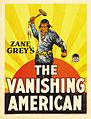 Poster - Vanishing American, The (1925) 01.jpg