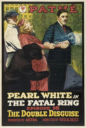 The Fatal Ring - Film poster