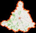 Powiat ciechanowski location map.png