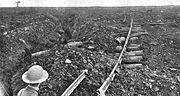 Pozieres plateau 28 August 1916