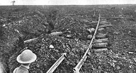 Pozieres plateau 28 August 1916.jpg