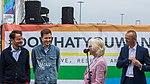 Präsentation Paradetruck Jugend gegen AIDS zur ColognePride 2018 am Köln Bonn Airport-7204.jpg