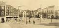 Praça Bocage em Setúbal (final do século XIX) - Emílio Biel.png