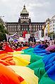 Prague Pride 2014 Václavské náměstí (2).jpg