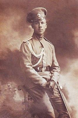 Картинки по запросу В.К.Котлинский, возглавивший контратаку 24 июля 1915г