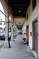 Pratovecchio, piazza paolo uccello, 01.JPG