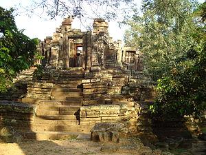 Preah Pithu - Image: Preah Pithu 34