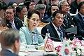 President Duterte and Aung San Suu Kyi at 22nd APT Summit.jpg