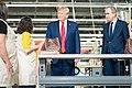 President Trump Visits the the Louis Vuitton Workshop - Rochambeau (48918529573).jpg
