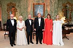 President Trump and First Lady Melania Trump at Winfield House (48008208657).jpg
