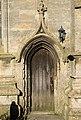 Priest's door - geograph.org.uk - 1704065.jpg