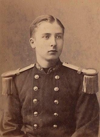Prince Baudouin of Belgium - Image: Prince Baudouin of Belgium (1869 1891)