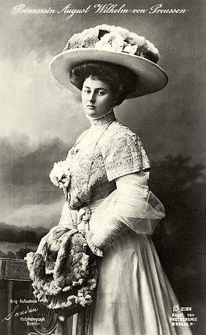 Princess Alexandra Victoria of Schleswig-Holstein-Sonderburg-Glücksburg