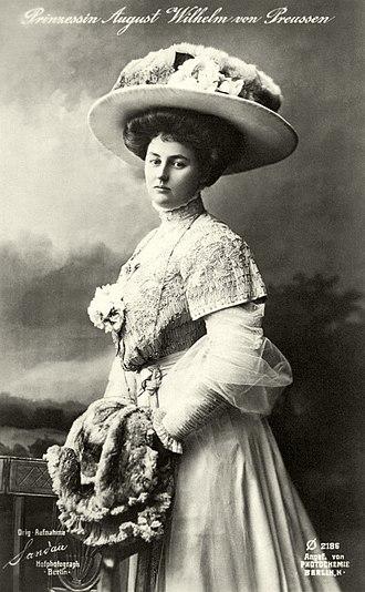 Princess Alexandra Victoria of Schleswig-Holstein-Sonderburg-Glücksburg - Image: Princess Alexandra Victoria of Schleswig Holstein Sonderburg Glücksburg