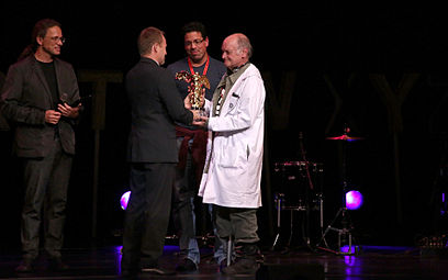 Prix ars electronica 2012 34 Joe Davis - Bacterial Radio.jpg