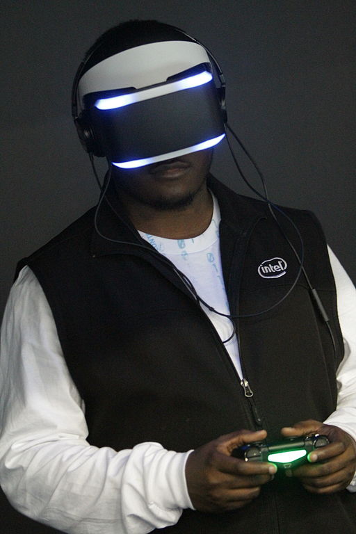 Project Morpheus at GDC 2014
