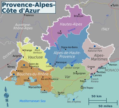 nice region provence alpes cote d azur