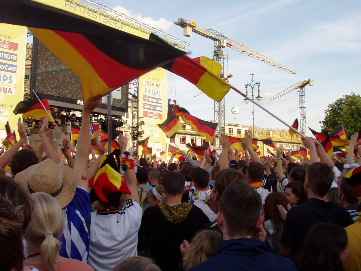 Fanmeile Köln