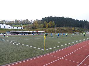 Tus Erndtebrück Stadion