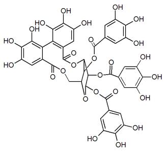 Punicafolin - Image: Punicafolin