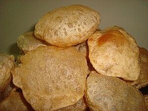 Puri (food) - Image: Puri A