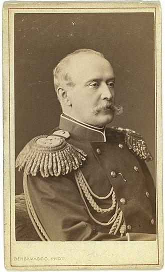 Pyotr Andreyevich Shuvalov - Pyotr Shuvalov