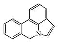 Pyrrolo 3,2,1-de phenanthridine.png