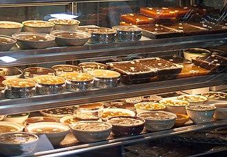 Qatari cuisine - Qatari sweets in Souq Waqif