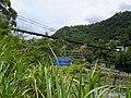 Qingquan Suspension Bridge No.1 清泉一號吊橋 - panoramio.jpg