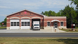 Quakertown, Pennsylvania - West End Fire Company