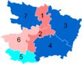 Résultats des élections législatives du Maine-et-Loire en 2012.png