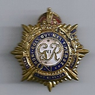 Royal Army Service Corps - Image: RASC medal GVI