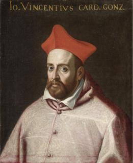 Giovanni Vincenzo Gonzaga Italian Roman Catholic cardinal
