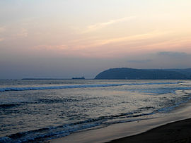 RK Beach at Sunset time 02.JPG