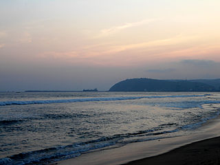 The Ramakrishna Beach
