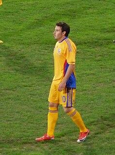 Adrian Cristea Romanian retired professional footballer