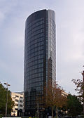 Der RWE Tower in Dortmund