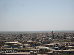 View of Rabia's eastern side.