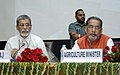 Radha Mohan Singh at the inauguration of the National Conference on Rabi Campaign on agriculture, in New Delhi on September 22, 2015. The Secretary (DAC), Shri Siraj Hussain is also seen.jpg