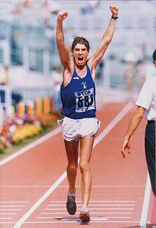 Raffaello Ducceschi Italian racewalker