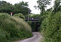 Railway bridge on Astwood lane - geograph.org.uk - 189590.jpg