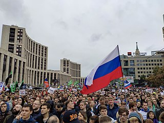2019 Moscow protests 2019 Moscow City Duma elections protests