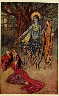 Shurpanakha Sister of Lanka king Ravana